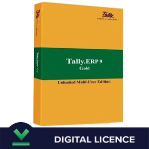 TALLY ERP-9 GOLD